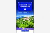 K+F Frankreich Süd 1:600'000