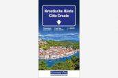 K+F Kroatische Küste 1:200'000