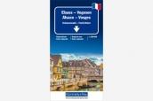 K+F Frankreich Elsass-Vogesen 1:200'000