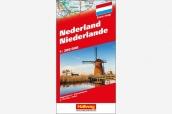 Hallwag Niederlande 1:200 000