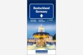 K+F Deutschland 1:750'000