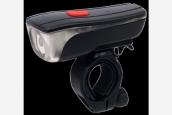 Velo Akkuscheinwerfer Set mit USB Adapter